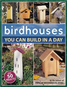 bird house plans book