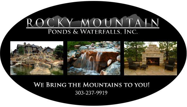 Mountain Ponds And Waterfalls In Colorado Landscaping