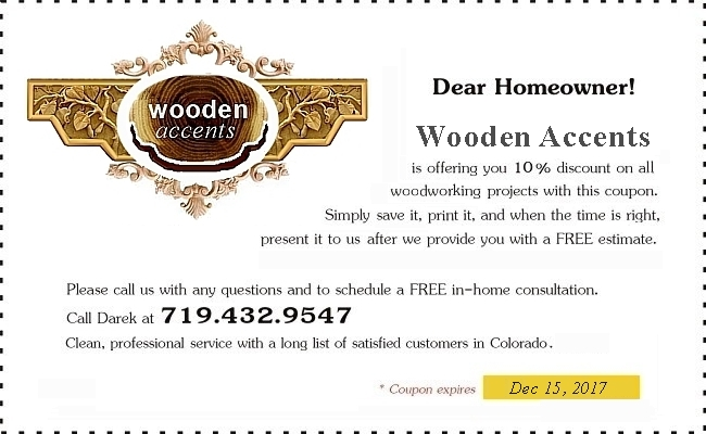 Save On Any Woodworking Project   Coupon For Wood Refinishing, Furniture  Repair   Colorado Springs, CO
